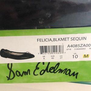 Sam Edelman Shoes - ⭐️Sam Edelman Felicia Sequin Ballet Flats⭐️